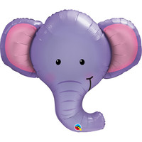 Folienballon Elephant